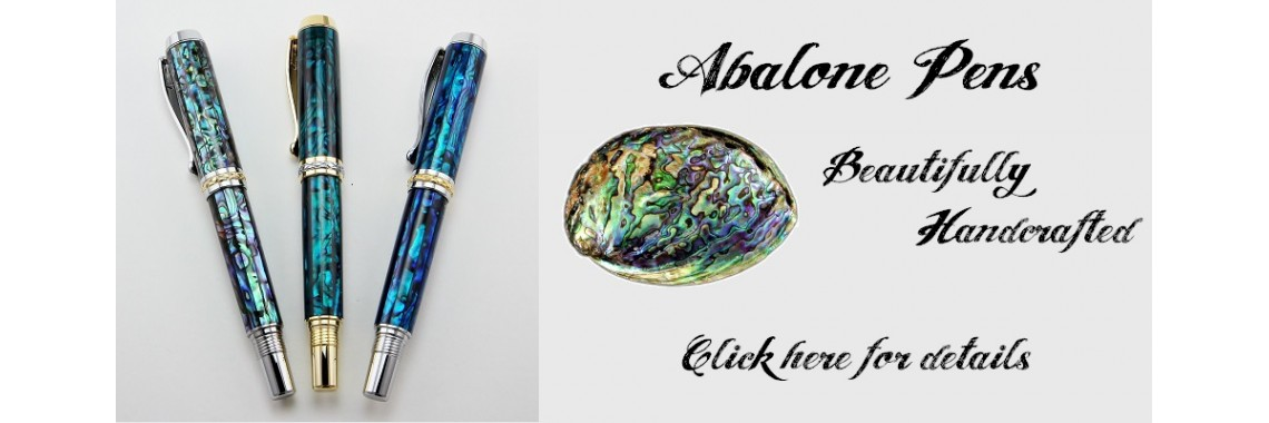 Abalone Pens